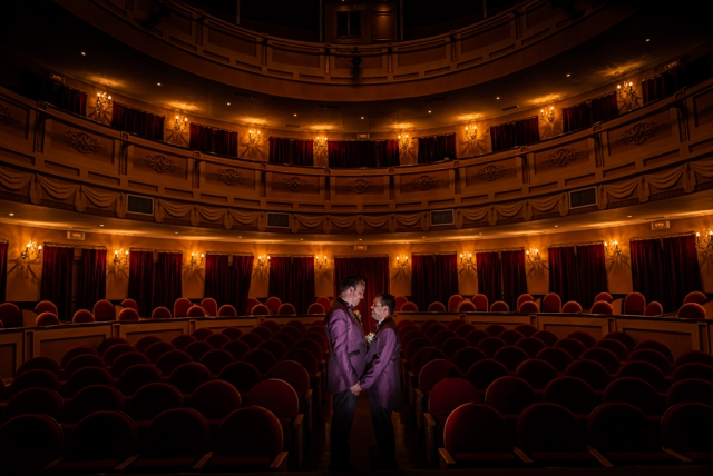 Teatro municipal de Almagro (Ciudad real) Fotógrafo Almagro